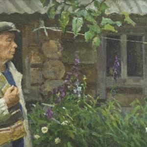 Выставка произведений Ирины Рыбаковой в Москве