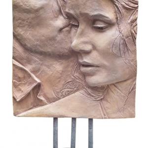 «Жизнь прекрасна». Выставка графики и скульптуры О.Закоморного в Московском доме книги на Арбате