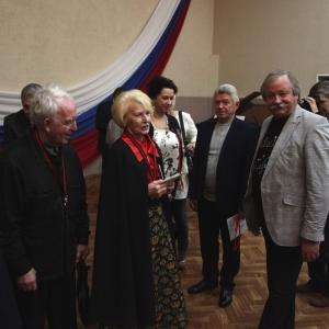Международная научно-практическая конференция «ИСКУССТВО и ВЛАСТЬ» в Саратове.
