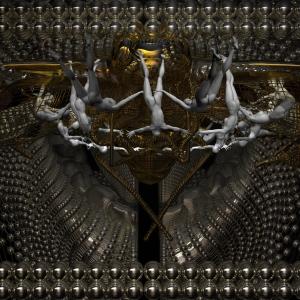 Искусство цифры: выставка работ К.В.Худякова в рамках цикла #три в «Зарядье»