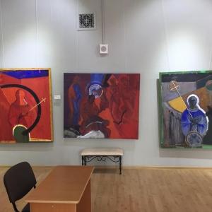 Выставки в рамках IХ Международного фестиваля «Российско-китайская ярмарка культуры и искусства» открываются в Амурской области.