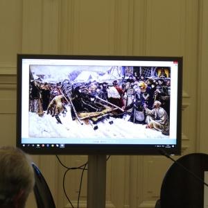 Конференция «Василий Иванович Суриков (1848–1916) и его современники. К 170-летию со дня рождения художника»