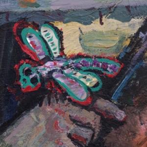 «Торжество жизни». Выставка произведений Владимира Корбакова в Вологде