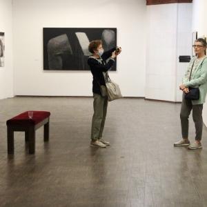 «Ближний круг».  Выставка произведений Дмитрия Иконникова в МВК РАХ