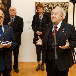 Выставка «Между абстракцией и фигуративностью. Поэтика испанского искусства 50 – 60-х годов ХХ века»