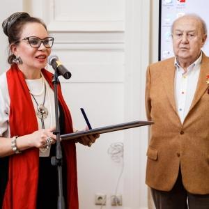На заседании Президиума РАХ 26 марта 2019 года