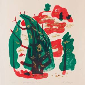 Работы членов РАХ  представлены на выставке «Образы России» в усадьбе «Остафьево»