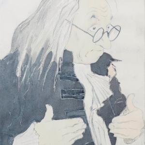 26.09.2019.-26.02.2020. «Игра. Театр глазами художника». Выставка произведений Николая Соколова во Франции