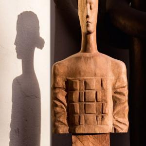 Выставка произведений Марии Бургановой в Москве