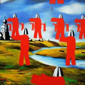 «EXIT». Выставка произведений Игоря Новикова в ММОМА