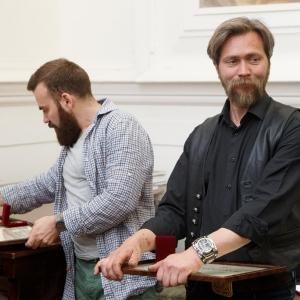 29.05.2018. На заседании Президиума Российской академии художеств