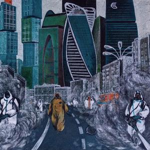 Выставка «Андрей Блиок. Разное…» в Великом Новгороде
