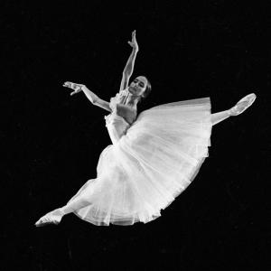 Наталья Бессмертнова в роли Жизель. 1966. Фото: ria.ru