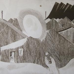 : 09.06.2021 - 20.06.2021. Выставка произведений Виталия Петрова-Камчатского (1936-1993) в Российской академии художеств. К 85-летию со дня рождения